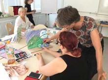 Bildergalerie: Workshop Sommerakademie 2017, München