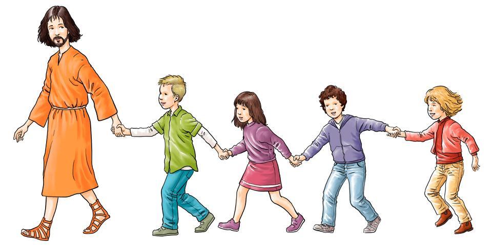 Lasst Die Kinder Zu Mir Kommen Kamishibai