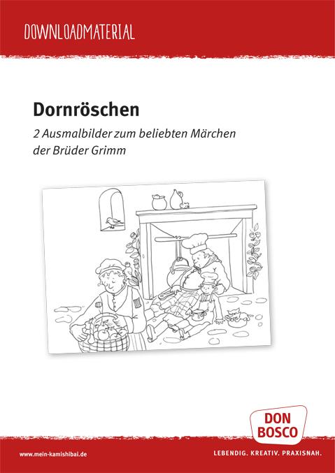Download Dornroschen Kamishibai