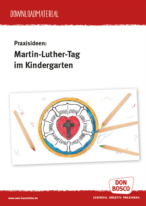 Download Martin Luther Tag Im Kindergarten Kamishibai